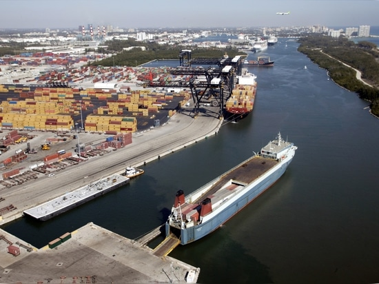 Tethys Supply and Marketing recently expanded its supply of marine distillates to Port Everglades