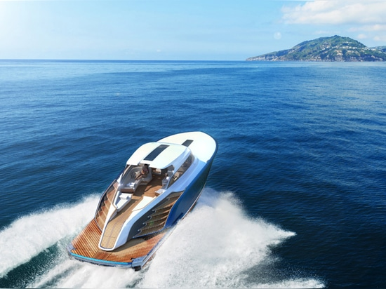 A Study in British Luxury Afloat