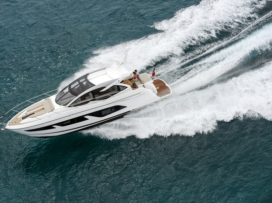 Sunseeker is concentrating on re-establishing its brand in the smaller boat segment