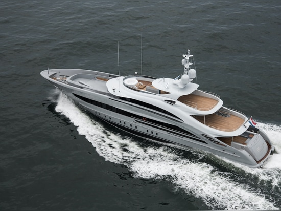 Heesen delivers fourth superyacht of the year