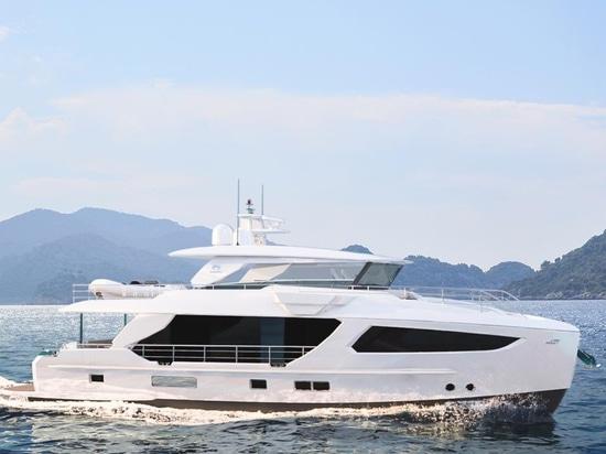 Horizon Yachts unveils FD77 model
