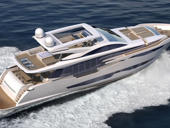 Pearl Yachts launches first superyacht Pearl 95