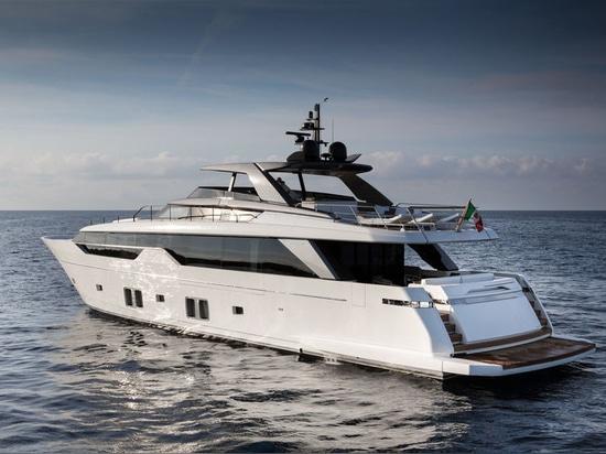 First look: Inside Sanlorenzo highly anticipated SL102 Asymmetric superyacht