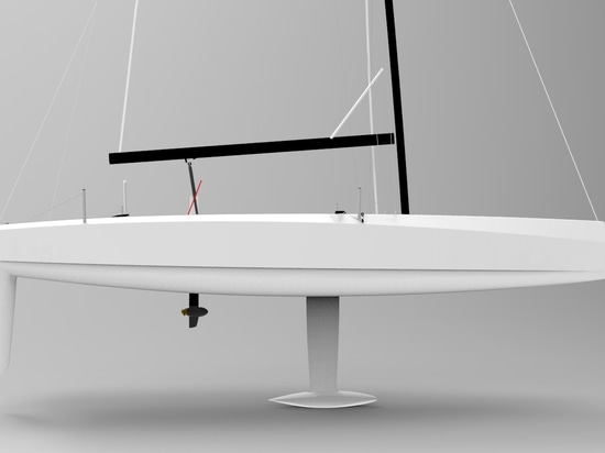 The RS21, a GRP boat is a keelboat designed for programs and international class racing.