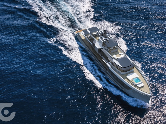 Sarp Yachts' new XSR155 flagship concept