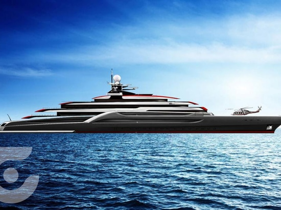 Lürssen to build new 116m superyacht project with Moran