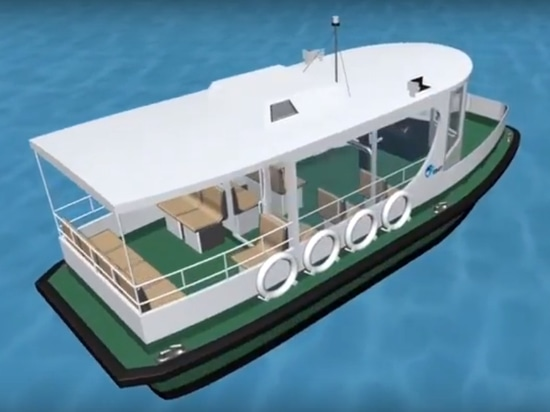 VIDEO: BMT develops new water taxi designs for Hong Kong