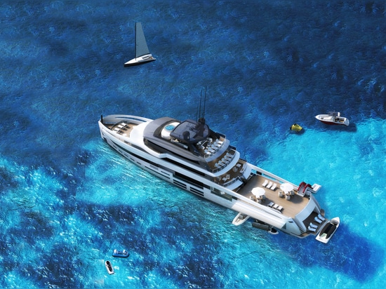 Oceanemo unveil largest yacht to date