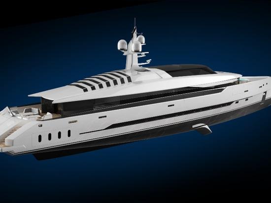 ThirtyC presents new 53m superyacht concept
