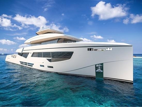 Rosetti Superyachts unveils new 52m concept