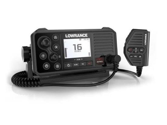Lowrance Unveils Link-9 Fixed Mount VHF Radio