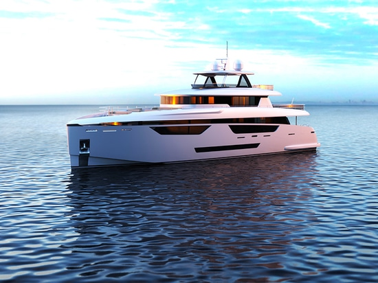 Johnson Yachts unveils new superyacht flagship