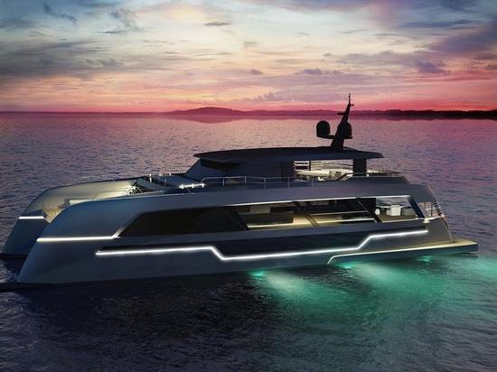 Sunreef Yachts unveils 36.6 metre power catamaran model