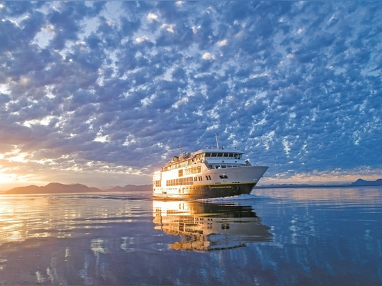 Mackay Marine Outfits Lindblad Expeditions' New Cruise Ships
