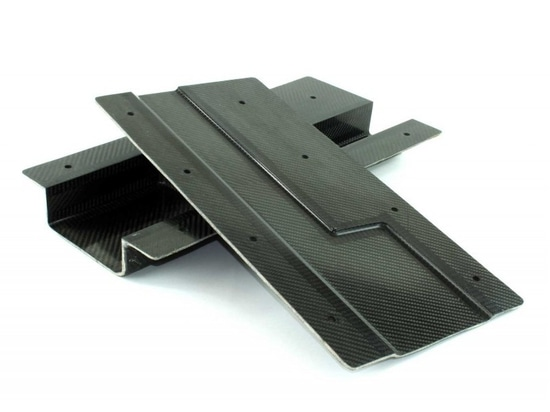 Composites Evolution has developed a hybrid tooling system Photo: Composites Evolution