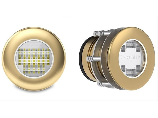 The Explore light is flush mounted and uses an advance mix of optics, electronics, form factor and internal driver