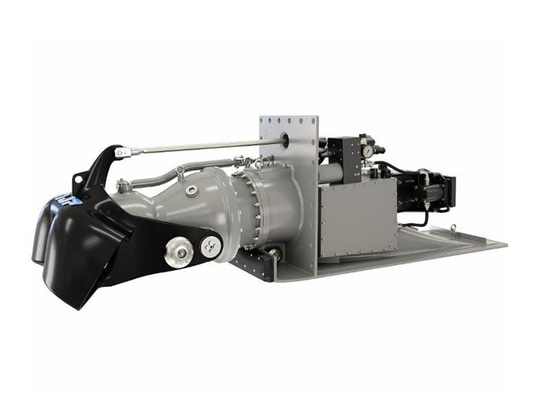 MJP X Series features the latest advances in waterjet propulsion