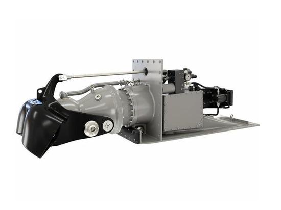 MJP X Series features the latest advances in waterjet propulsion
