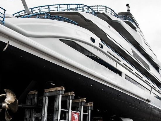 First 100m+ Benetti FB 277 launched