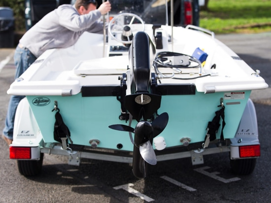 Pure Watercraft reveals new battery pack for electric motor