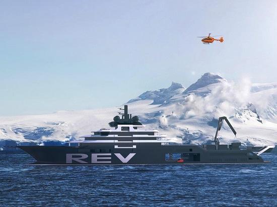 Rendering courtesy REV Ocean / Espen Øino
