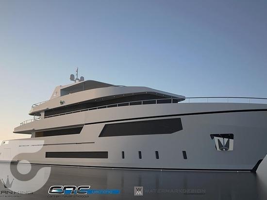 Ocean Queen 150 concept