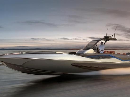 Sunseeker reveals high performance day boat model Hawk 38