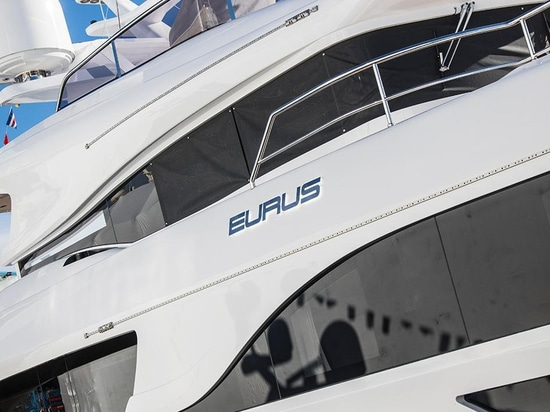 Benetti delivers fourth Delfino 95 named Eurus