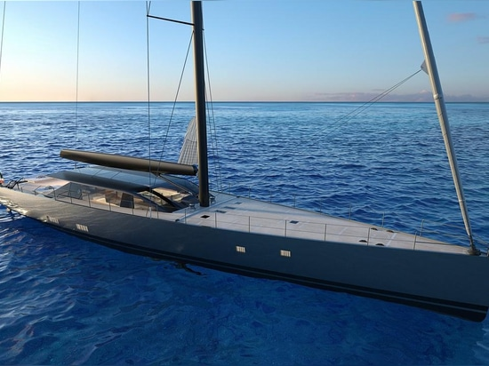 Perini Navi launches 42m Project E-volution yacht
