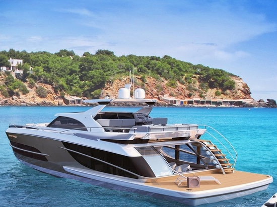 The BeachClub 600 (pictured) is due to be launched by the end of next month