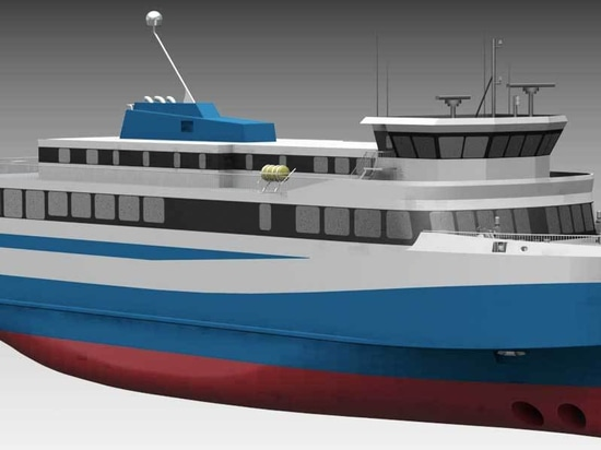 ABB to power Iceland's first electrified ferry