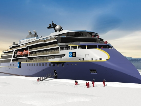 LINDBLAD SIGNS AGREEMENT WITH ULSTEIN VERFT FOR SECOND NEW POLAR VESSEL