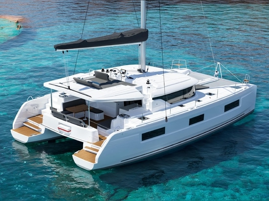 The highly anticipated Lagoon 46