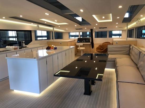 The luxurious high performance McConaghy MC60