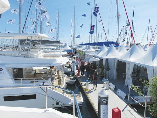 Multihulls on the water are complemented by excellent shoreside attractions