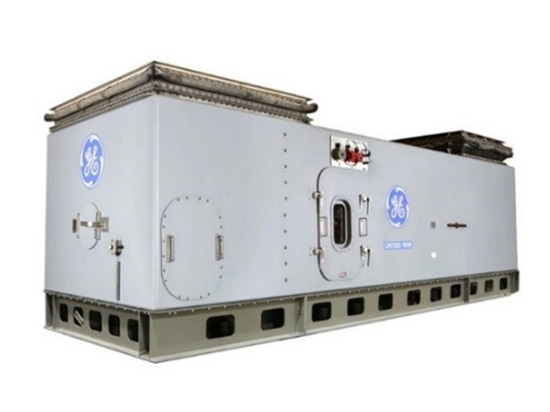 GE LM2500 Modernized Module with Lightweight Composite