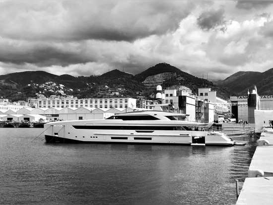 Tankoa Yachts launches its fourth superyacht