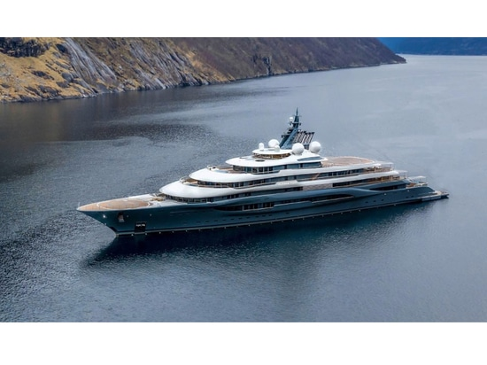 'Flying Fox' available for charter