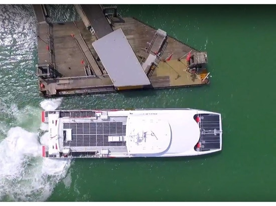 Azurtane Launches New Vessel Positioning Technology