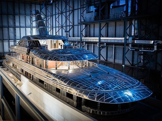 88m Feadship Project 816 on track for 2020 launch
