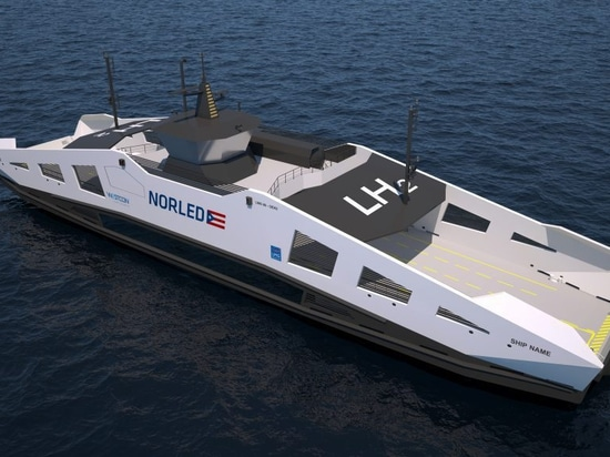 Flagships Project Gets USD 5.6 Mn for Two Hydrogen-Fueled Ships