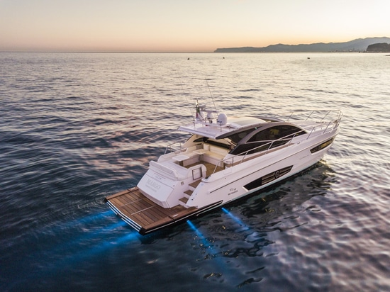 """RIO YACHTS, 2019 NOVELTIES  """"SPORT COUPE' 56"""" IS HERE"""