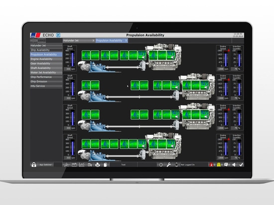 New digital solution from Rolls-Royce and ZF improves availability and CO2 emissions of ships