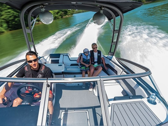 The helm is packed with the latest technology.Courtesy Yamaha Motor Corporation USA