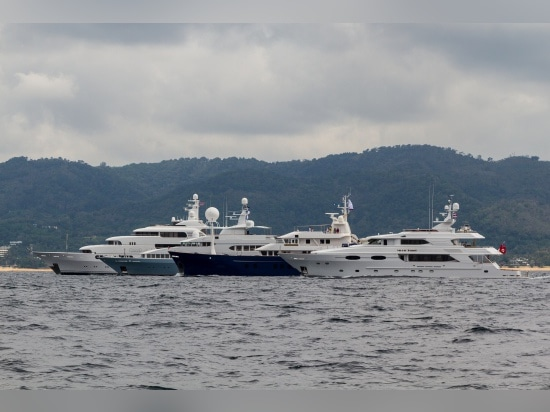 Fourteenth anniversary of the Asia Superyacht Rendezvous