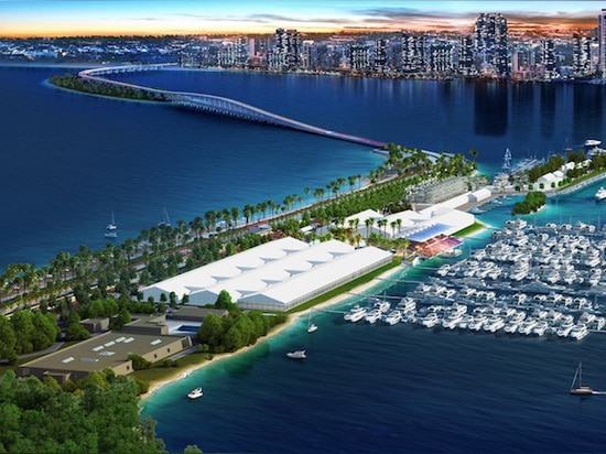 Miami International Boat Show unveils new transportation plan for Miami Marine Stadium Park & Basin