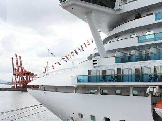 Image of the Day: Vancouver's 2015 Alaska Cruise Season Kicks Off
