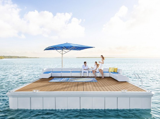 ALEXANDER LOTERSZTAIN PRESENTS A MODULAR FLOATING PLATFORM CALLED WATERSCAPE