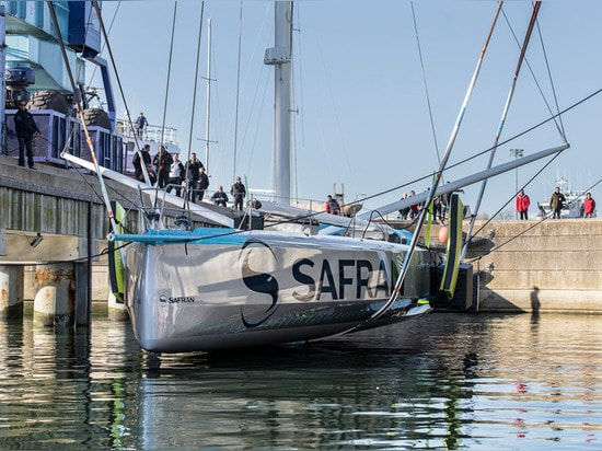 SAFRAN getting ready for launch earlier in March.