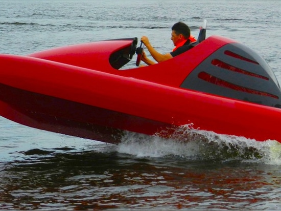 WOKART: THE GO-KART FOR WATER